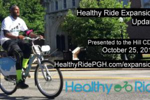 Healthy Ride Bike Share