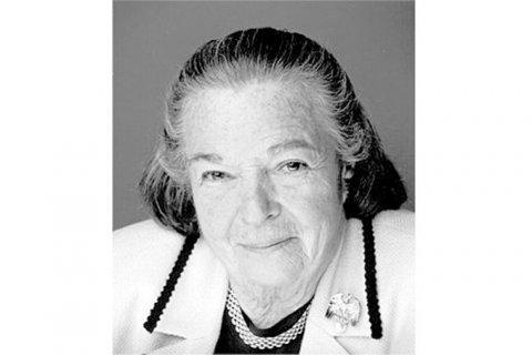 Pittsburgh philanthropist Elsie Hillman passes at 89. (Courier Newsroom. NewPghCourier)